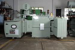 Three Phase OLTC Distribution Transformer , Capacity : Up to 2.5 MVA