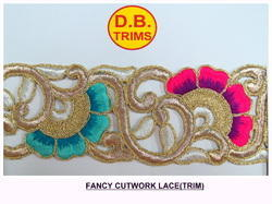 Multi Cutwork Lace