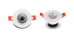 Midas 'Ceiling Styler' LED Spot-light - 6W - Round