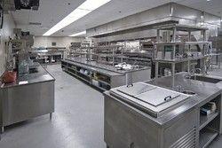 Kitchen Equipment Fabrication Job Work
