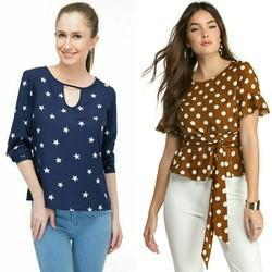 Star Ladies Top