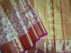 Kanjivaram Saree - Pure kanchi pattu handloom Wholesale