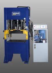 Mild Steel Electric Deep Drawing Hydraulic Press