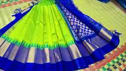 Ladies Fancy Silk Cotton Saree