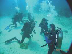 Underwater Diving Services