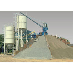 Construction Chemicals Batching System