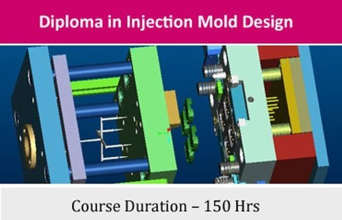 Diploma In Injection Mold Design Integrated Cad Training In Goregaon