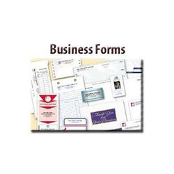 Business Forms Printing Service