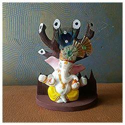 Tree Ganesh Statue
