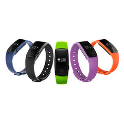 Speed ID 107 Smart Fitness Band with Heart Rate Monitor