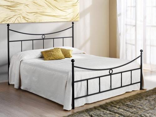 product co wrought lily day brass bed iron