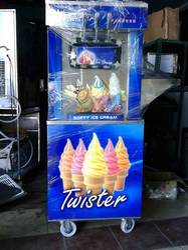 Soft Cone Ice Cream