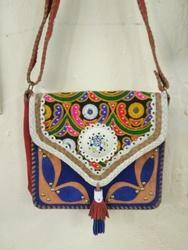 Banjara Leather Handbag
