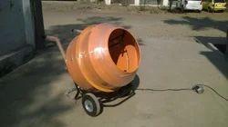 Portable Electric Concrete Mixer Machine, Capacity: 80 kg