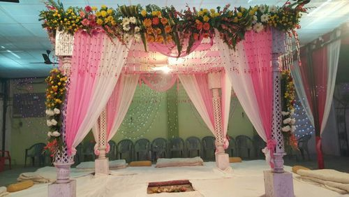 Wedding Mandap Decoration In East Punjabi