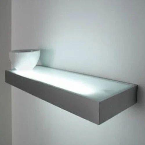 glass shelf lighting. Glass Shelf Light Lighting S