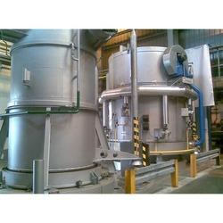 Electrical Heated Bell Furnace