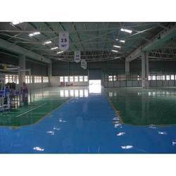 Epoxy Self Leveling Services