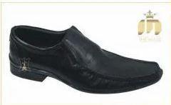 Black Mens Footwear