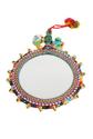 Bag Decorative Mirror Tassels