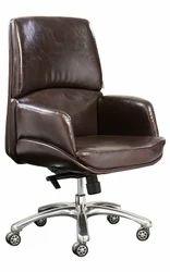 Premium Elegant Revolving Medium Back Chair
