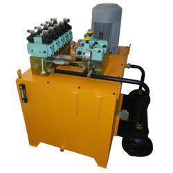 Hydraulic Power Pack For Concreat Block