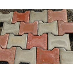 I Shape Falcon Paver Block