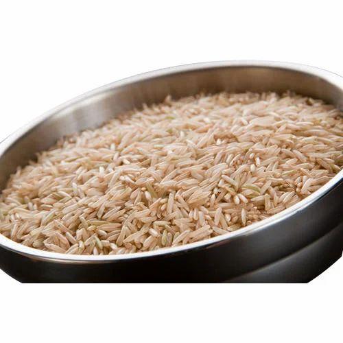 Brown Basmati Rice Seeds at Rs 60 /kilogram | बासमती के