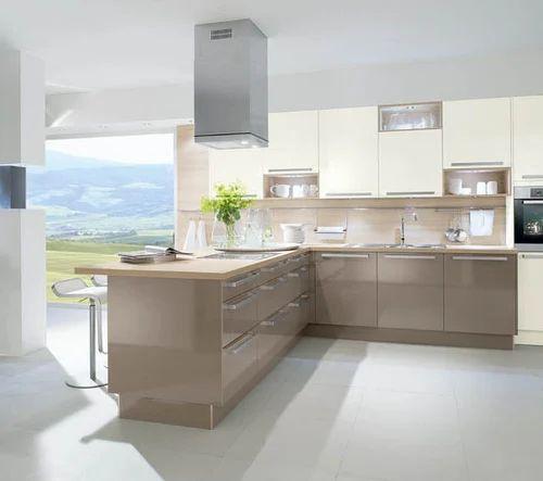 Systemat Art Bright Colours Modular Kitchens - Kanu Kitchen