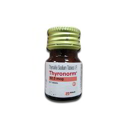 Thyroxine Sodium Tablets At Best Price In India