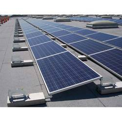 Poly Crystalline Solar Rooftop Panel
