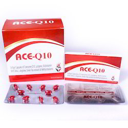 Softgel Capsules of Coenzyme Q10, Lycopene Methylcobalamin
