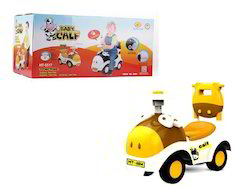 Two Colors Fiber Baby Ride On Toy