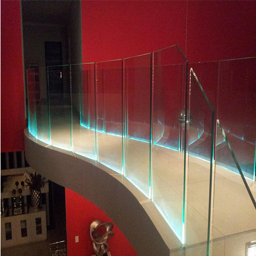 Glass Railings Led Glass Railing Manufacturer From Pune