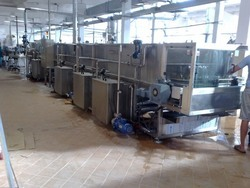 Sterilization Conveyor
