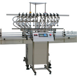 Fast Bottle Filling Machine