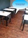 Metal Restaurant Furniture, Warranty: 3 Year