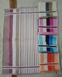 Velour Jacquard Hand Towels