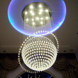 Fiber Optic Decorative Chandelier