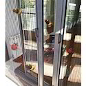 Double Door Pleated Insect Screen