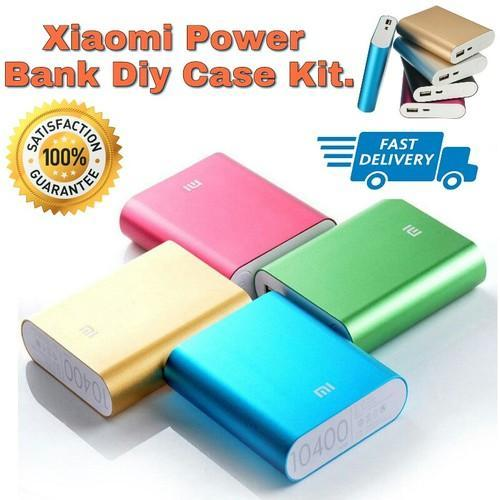 Xiaomi Diy Power Bank Case