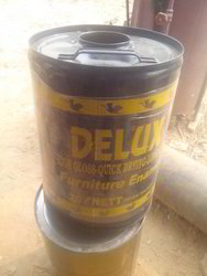 Used 20 Ltr Screen Printing Empty Paints Drum