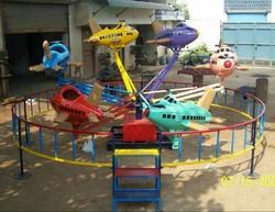 Electrical Operated Helicopter Merry Go Round