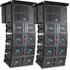 Sound Line Array System