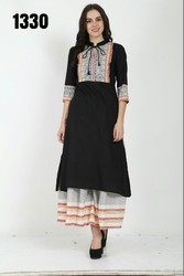 Ladies Skirt Kurti Dresses