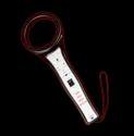 Adjustable Sensitivity Hand Held Metal Detector