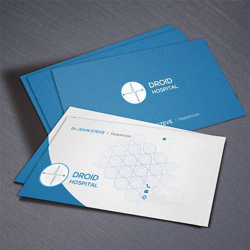 Designer Visiting Card At Rs 5 /Piece | Visiting Cards | Id