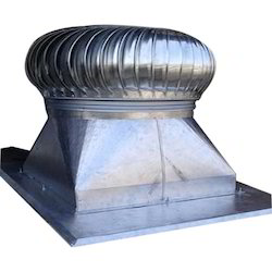 Aluminum Base Turbo Ventilator