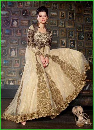 47c85d50f2 Wedding Wear Gown at Rs 4950.00 /piece(s) | शादी के गाउन ...