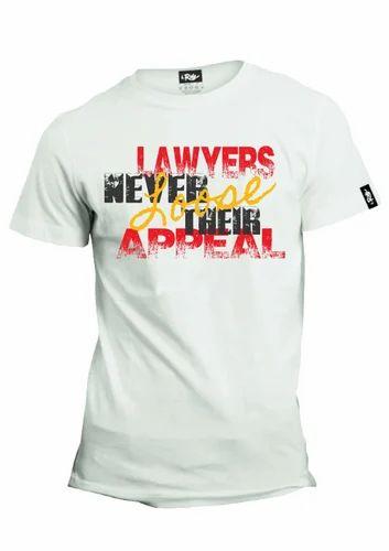 1934ac1d Lawyers Customize T-shirt, Couple T-Shirt, Custom Printed T-Shirt ...